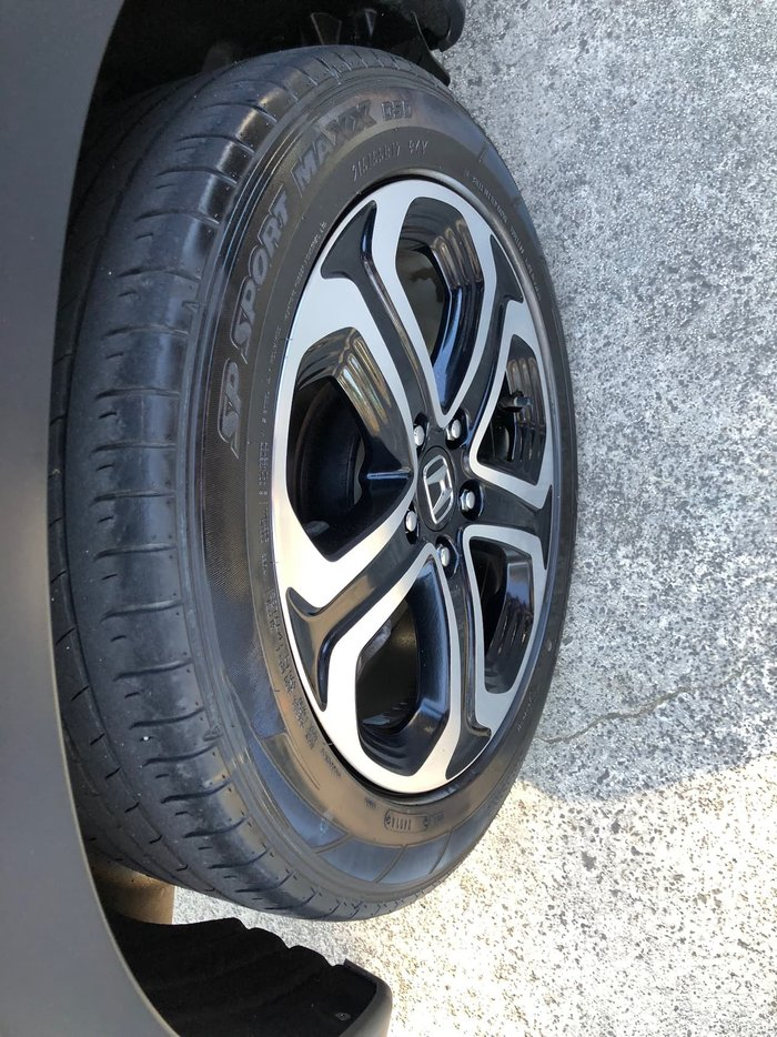 2015 Honda HR-V VTi-L MY15 Black