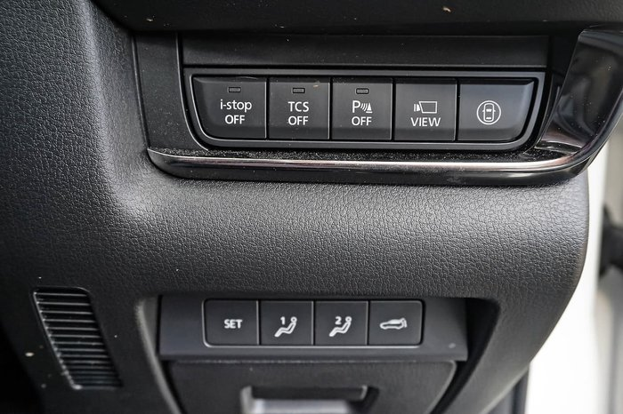 2020 Mazda CX-30 G25 Astina DM Series White