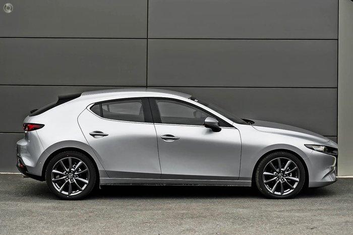 2021 Mazda 3 G20 Evolve BP Series Silver
