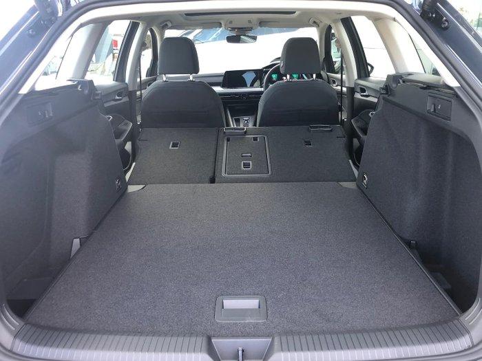 2021 Volkswagen Golf 110TSI Life 8 MY21 Dolphin Grey