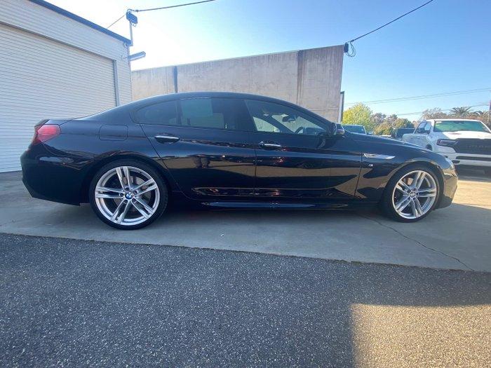2015 BMW 6 Series 640i F06 LCI Black