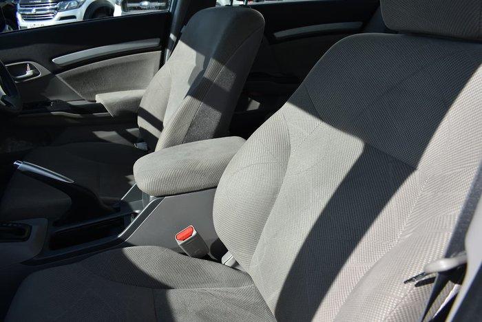 2012 Honda Civic VTi-LN 9th Gen Ser II Silver