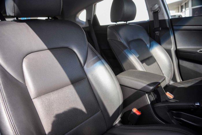 2018 Hyundai Tucson Active X TL MY18 Pure White