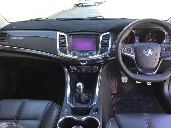 2016 Holden Commodore SS V Redline VF Series II MY16 Black