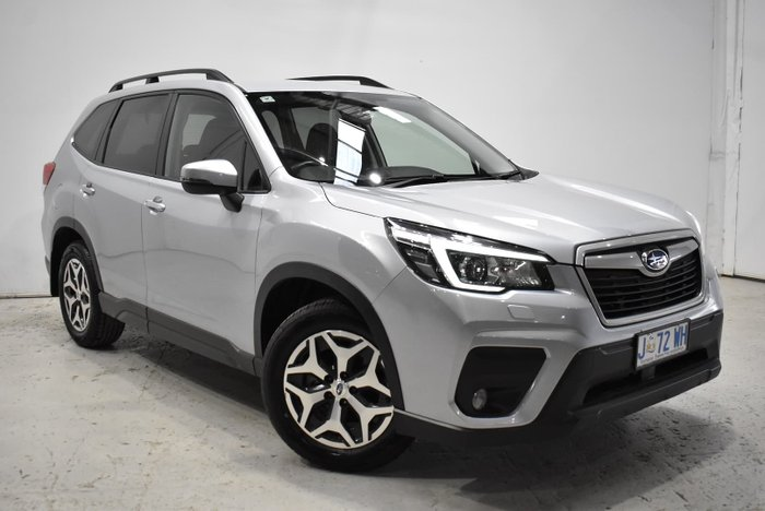 2019 Subaru Forester 2.5i S5 MY19 AWD Ice Silver