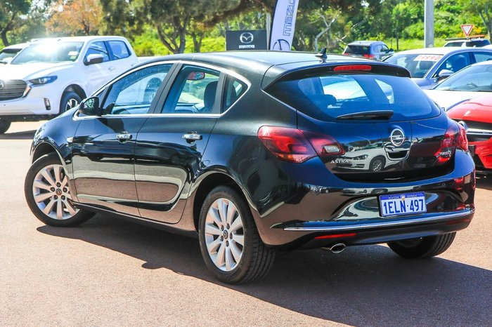 2013 Opel Astra Select AS Black