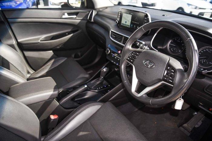2018 Hyundai Tucson Active X TL MY18 White