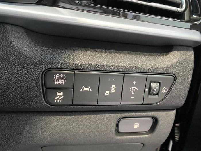 2021 Kia Niro Hybrid Sport DE MY21 Black