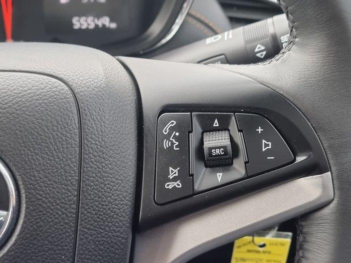 2017 Holden Trax LS TJ MY17 Silver