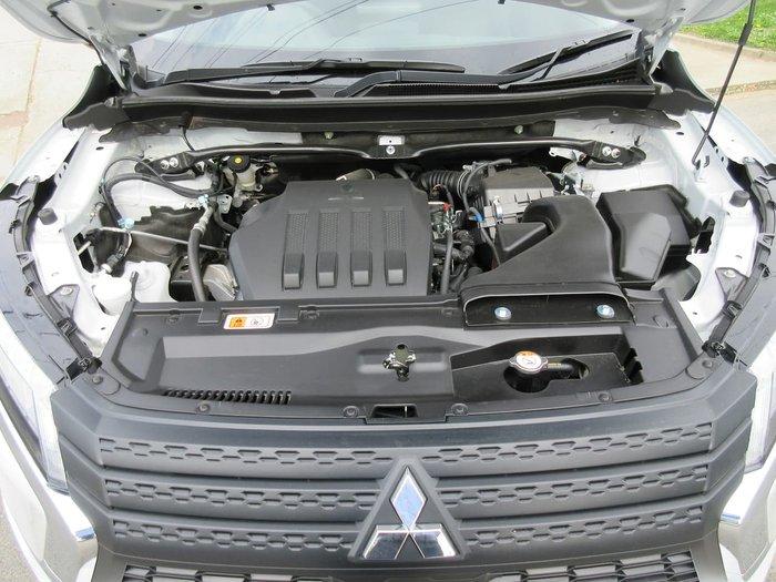2021 Mitsubishi Eclipse Cross Aspire YB MY21 White