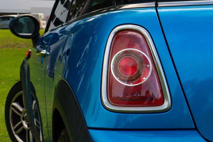 2012 MINI Hatch Cooper D Hyde Park R56 LCI Blue