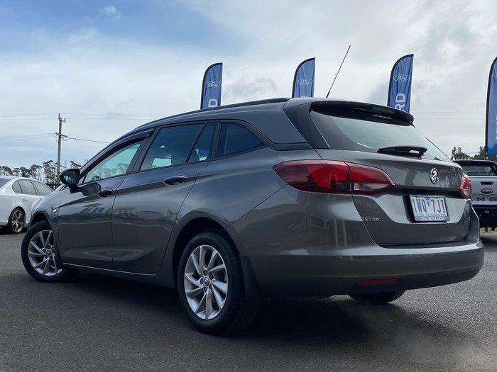 2017 Holden Astra LS+ BK MY18 Grey