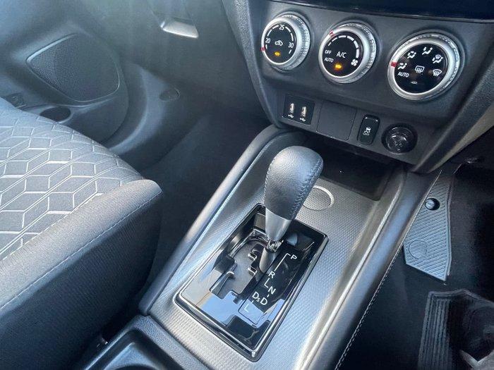 2020 Mitsubishi ASX LS XD MY21 Black