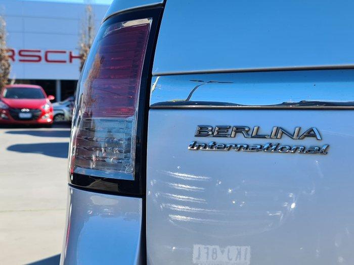 2011 Holden Berlina International VE Series II Nitrate
