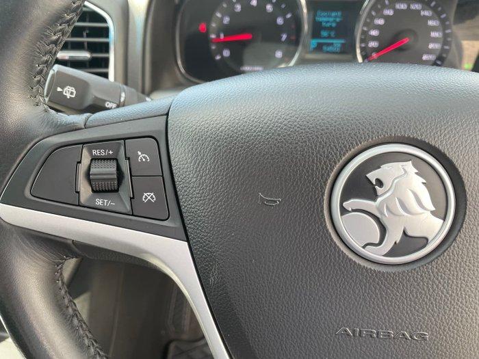 2016 Holden Captiva Active CG MY16 Summit White
