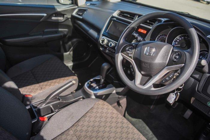 2016 Honda Jazz VTi GF MY16 Black