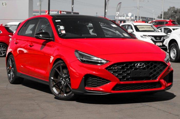 2021 Hyundai i30 N Premium PDe.V4 MY22 Red