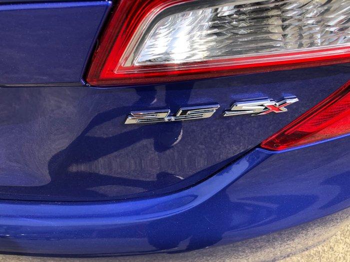 2012 Toyota Camry Atara SX ASV50R Blue