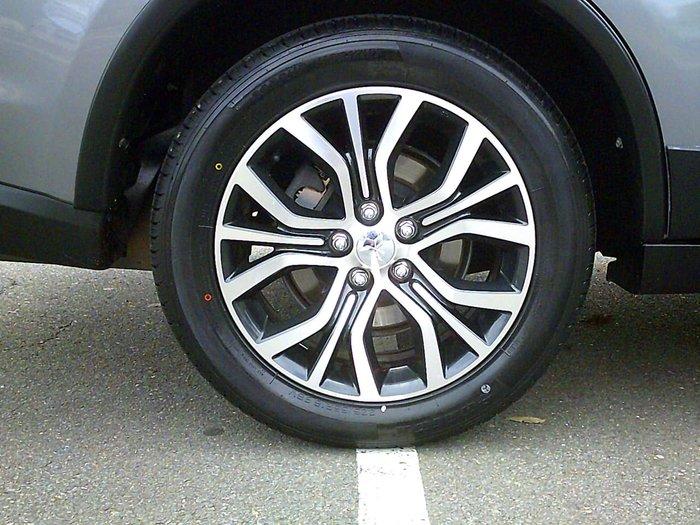 2017 Mitsubishi Outlander LS ZL MY18.5 Grey
