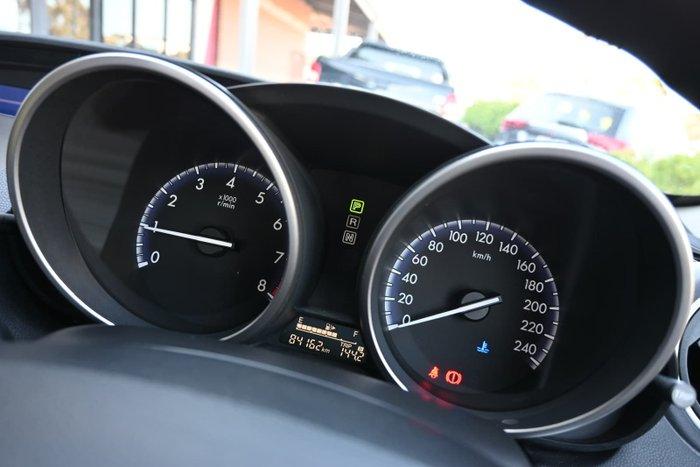 2011 Mazda 3 Neo BL Series 1 MY10 Black
