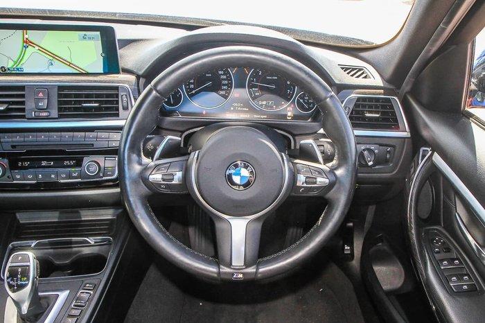 2016 BMW 3 Series 330i Luxury Line F30 LCI Blue