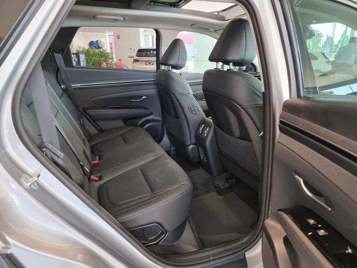 2021 Hyundai Tucson Highlander NX4.V1 MY22 AWD Silver