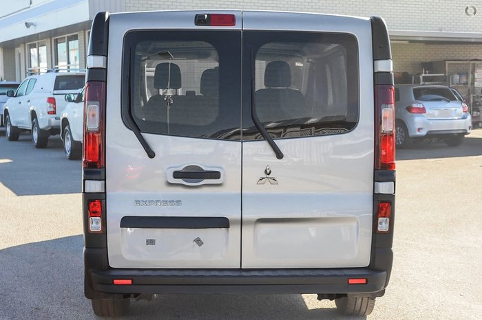 2021 Mitsubishi Express GLX SN MY22 Silver