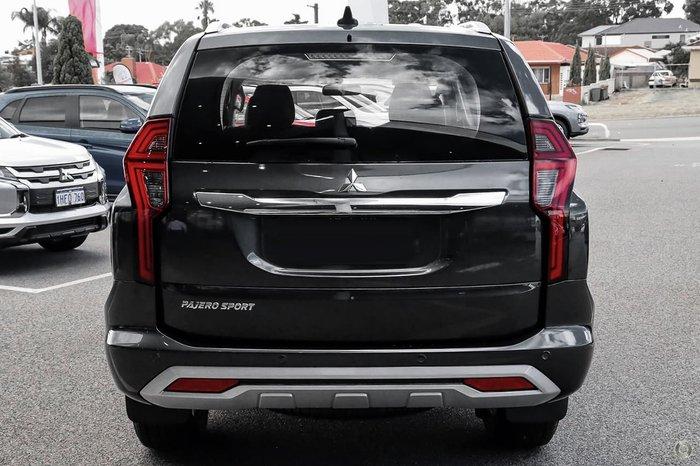 2021 Mitsubishi Pajero Sport GLX QF MY21 4X4 Dual Range Grey