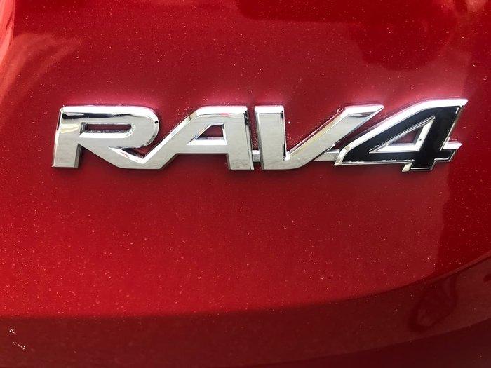 2015 Toyota RAV4 GX ZSA42R Burgundy