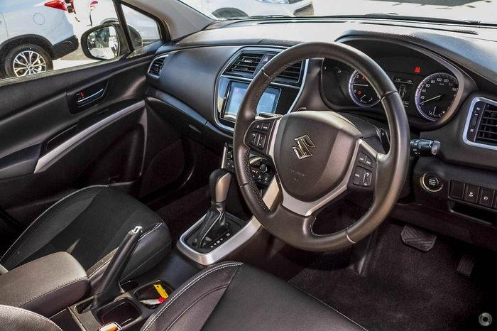 2021 Suzuki S-Cross Turbo Prestige JY Black