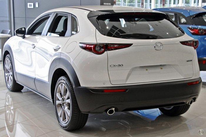 2021 Mazda CX-30 G20 Evolve DM Series White