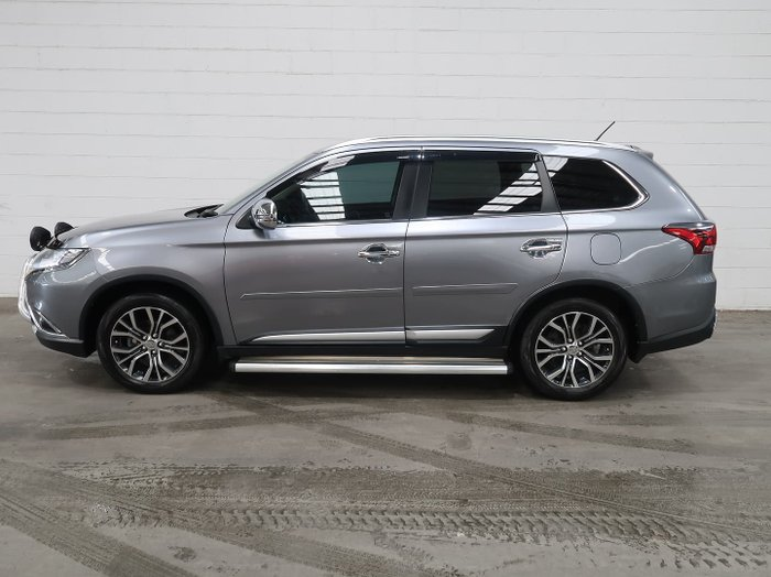2016 Mitsubishi Outlander LS ZK MY16 4X4 On Demand Titanium