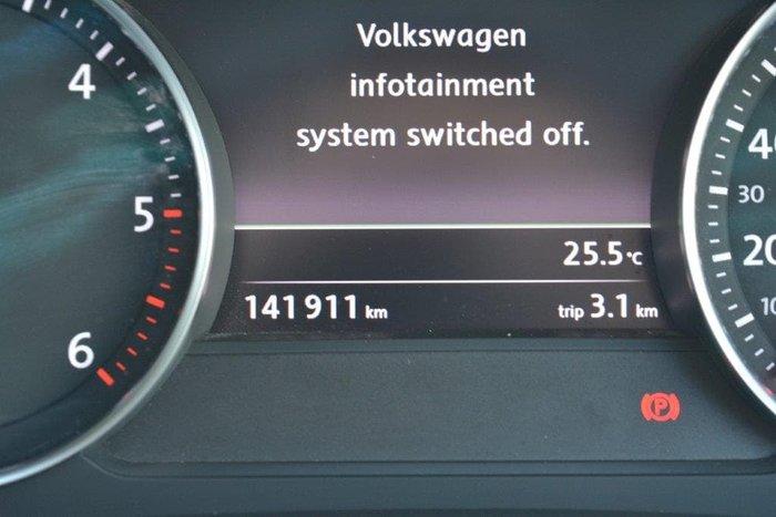 2011 Volkswagen Touareg V6 TDI 7P MY11 Four Wheel Drive Grey