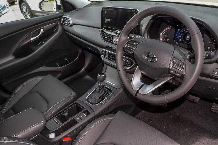 2021 Hyundai i30 Elite PD.V4 MY21 White