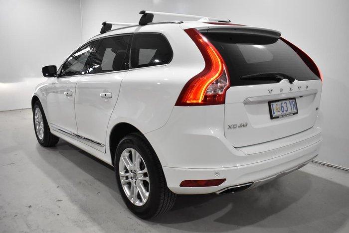 2013 Volvo XC60 T5 Teknik MY13 Ice White