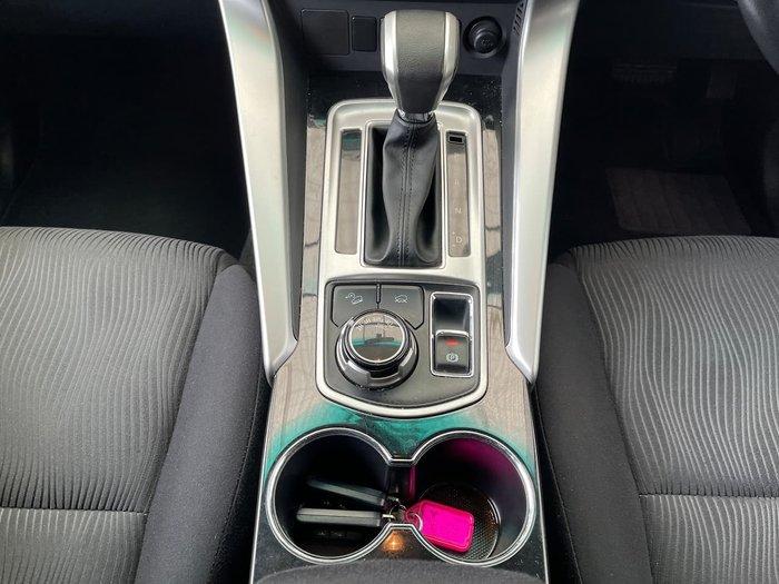 2017 Mitsubishi Pajero Sport GLX QE MY17 4X4 Dual Range Silver