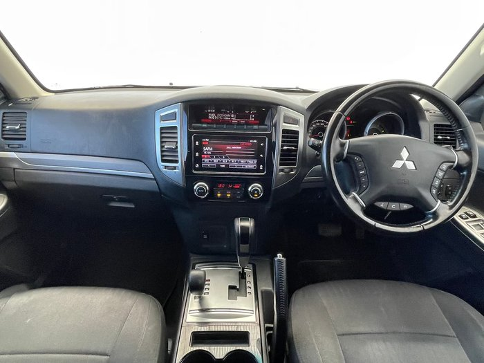 2017 Mitsubishi Pajero GLX NX MY17 4X4 Dual Range