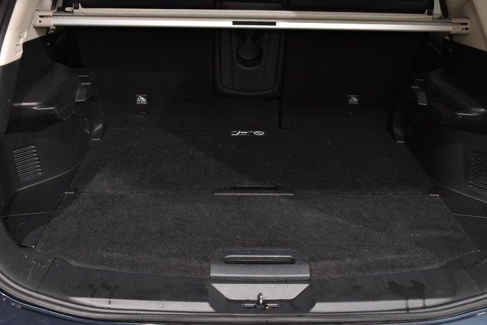 2016 Nissan X-TRAIL TL T32 Tempest Blue