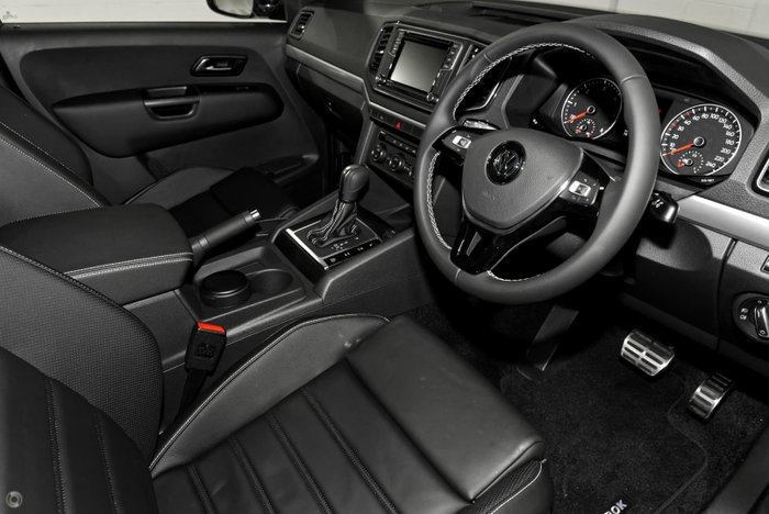 2021 Volkswagen Amarok TDI580 Aventura 2H MY21 4X4 Constant Deep Black