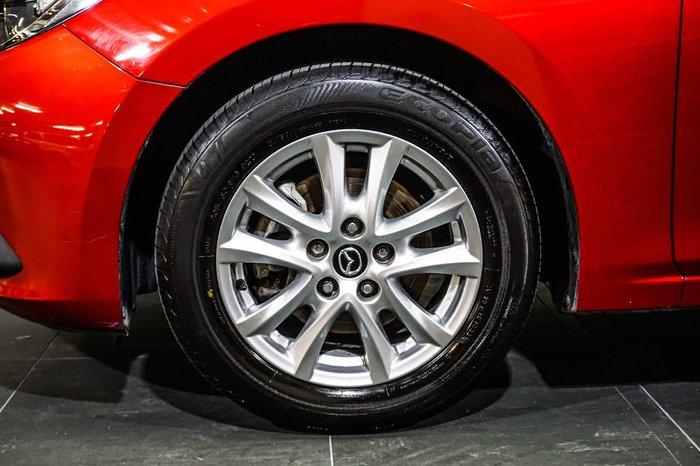 2015 Mazda 3 Maxx BM Series Red