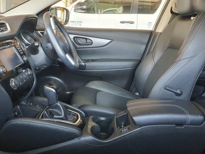 2019 Nissan QASHQAI ST-L J11 Series 2 Ivory Pearl
