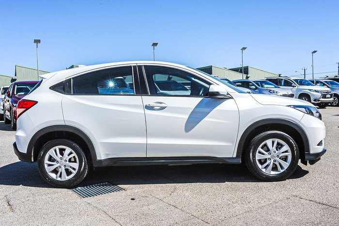 2018 Honda HR-V VTi MY17 White