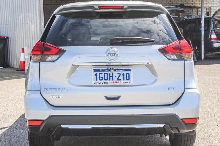 2017 Nissan X-TRAIL ST T32 4X4 On Demand Silver