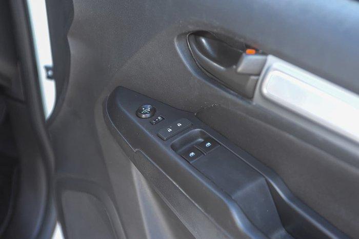 2019 Holden Colorado LS RG MY19 4X4 Dual Range White