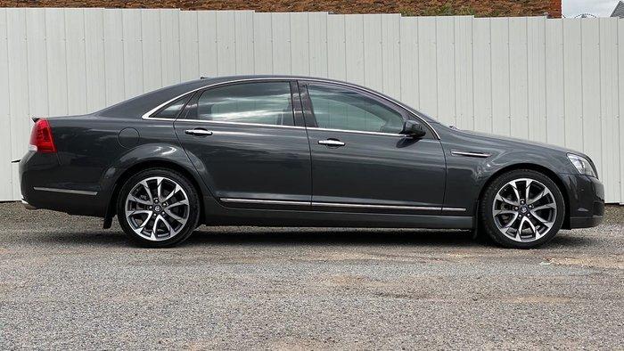 2017 Holden Caprice V WN Series II MY17 Grey