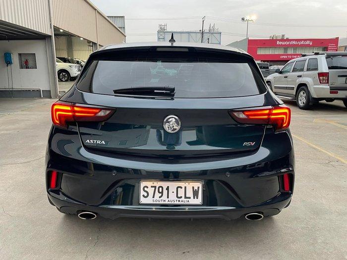 2017 Holden Astra RS-V BK MY17 Green