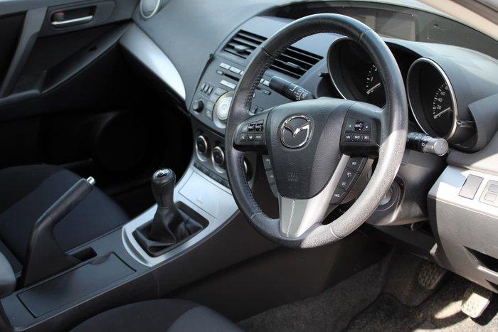 2010 Mazda 3 Maxx BL Series 1 MY10 Aluminium