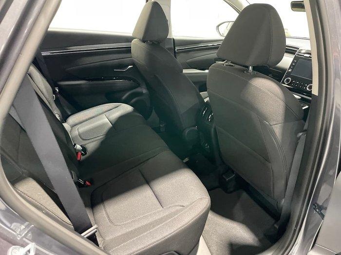 2021 Hyundai Tucson NX4.V1 MY22 Grey