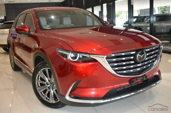 2020 Mazda CX-9 Azami LE TC AWD Red