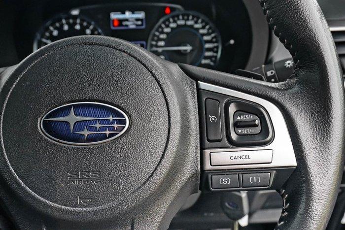 2017 Subaru Forester 2.5i-L S4 MY18 AWD Dark Grey